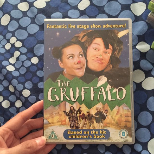 The Gruffalo Live Stage Show DVD