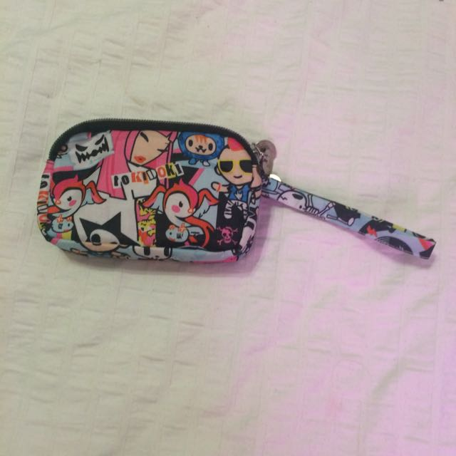 Tokidoki Inspired Wallet
