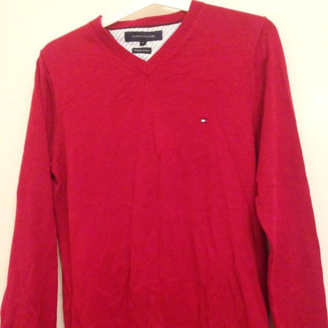 Tommy Hilfiger Men's Premium Cotton Sweater