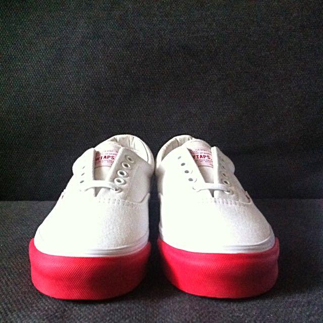 90944b59ce5fd8 Vans Vault x WTAPS OG Era LX Red White F W 15