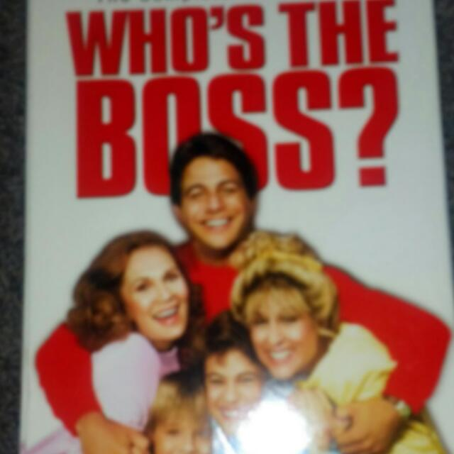Who's The Boss Season 1 Box Set