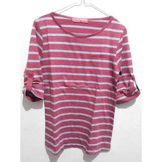 Red And Grey Stripes