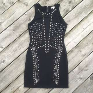 Mendocino Black Dress
