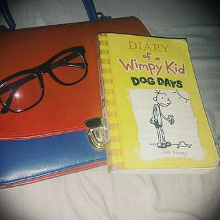 Diary Of A WIMPY KID . Dog Days