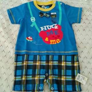 外國品牌嬰兒夾衣
