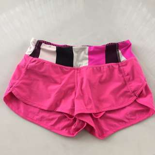 Lululemon Run: Speed Short Size 2