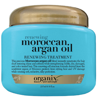 Organix Morrocon Argan oil renewing treatment