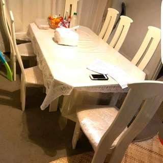 Large Dinning Table Urgent Sale