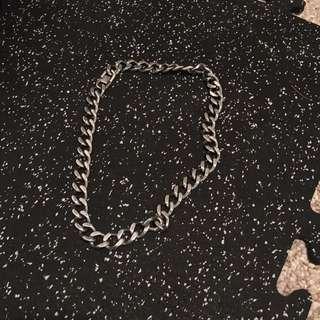 "24"" Silver Chain"