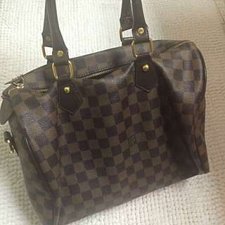 Fake LV Tote Bag