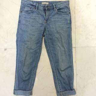 Uniqlo Boyfriend Jeans