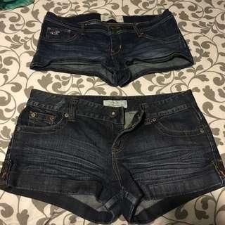 Hollister Shorts/Aeropostale Shorts