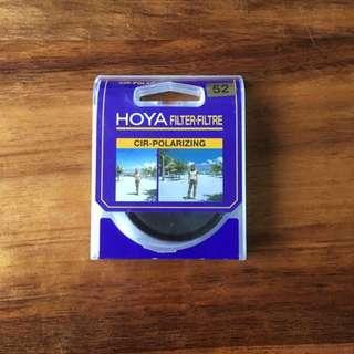 Hoya Polarizing Filter 52