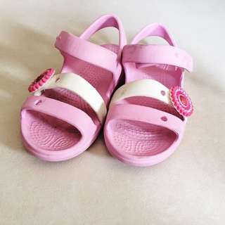 Preloved Girls' Crocs Sandals