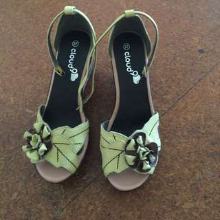 (Reduced $20) Wedge Shoes