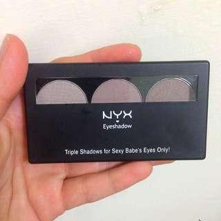 nyx 三色眼睛