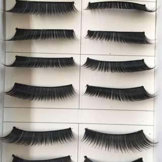 Brand New Eyelashes