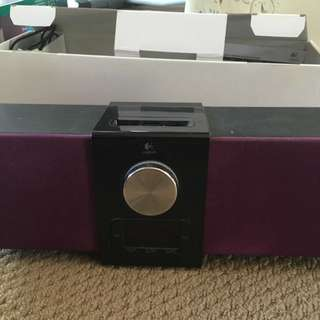 Logitech Pure-Fi Express Plus Speaker