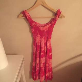 Dress From Spain