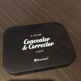 PENDING - concealer and corrector