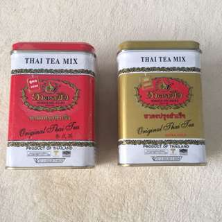 Thai Tea Mix Number One Brand