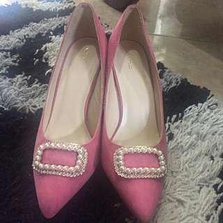 Vnc Pink Shoes