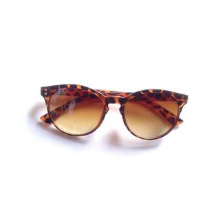Leopard Glasses