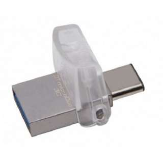 Kingston DataTraveler microDuo 3C 32GB Type-C OTG