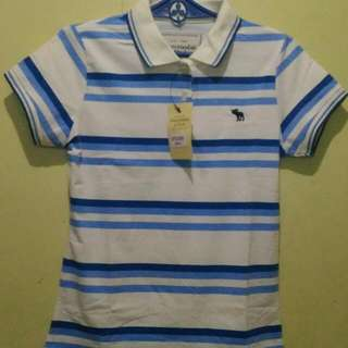 Abercrombie Polo Shirt For Women