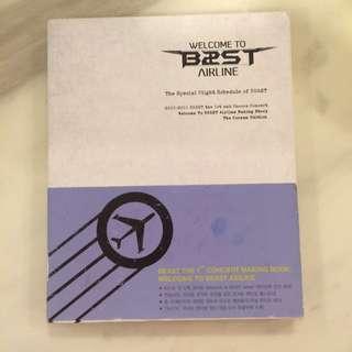 B2ST Book