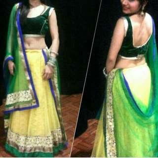 Gorgeous Indian Lehenga