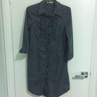 Size 8 Shirt Dress