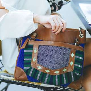 Five-in-One Spring/Summer Bag
