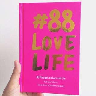 88 Love Life Book By Diana Rikasari