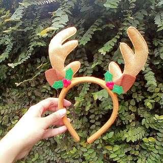 Reindeer Antlers Headband (Bando Tanduk Rusa)