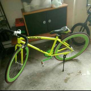 fixie coster brake