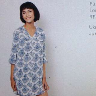 Long Sleeve Dress By Puricia