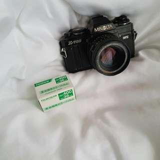 Minolta X700 Film Camera