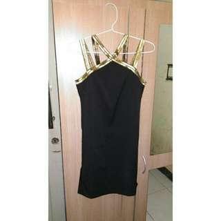 Reprice Black Dress Shanghai