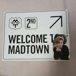 Madtown Welcome To Madtown 2nd Mini