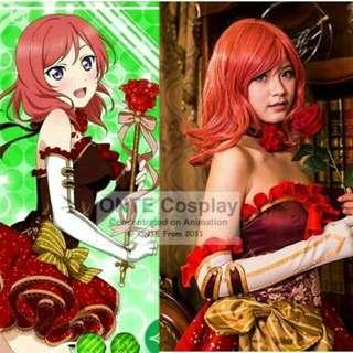 Maki Flower Version Cosplay