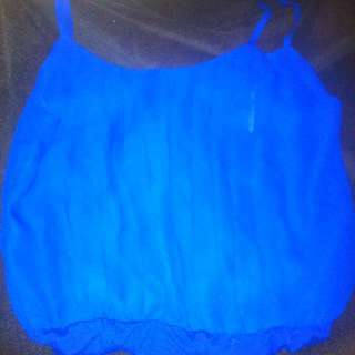 Royal Blue Leotard