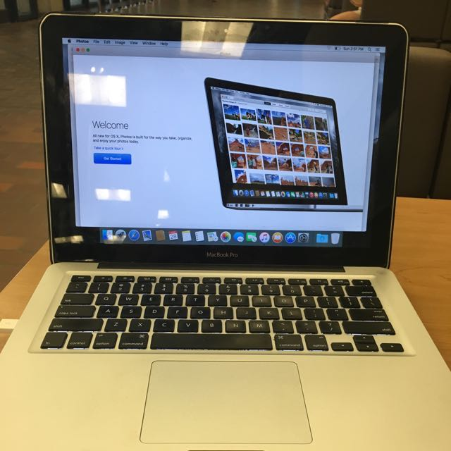 2012 Macbook pro
