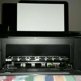 HP PhotoSmart e-All-in-One D110