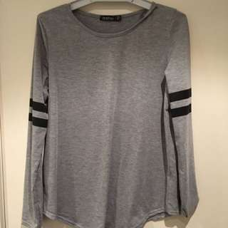 Long Sleeve With Stripes