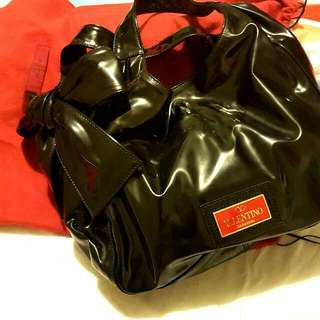 Valentino Patent Leather Bag