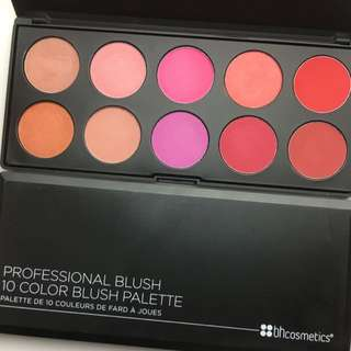 2 X BH Cosmetics Blush Palettes