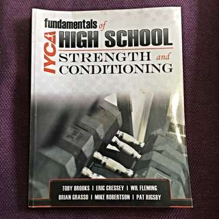 Fundamentals Of Strength & Conditioning