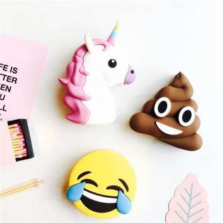 PO. EMOJI PORTABLE POWER BANK 2600mah