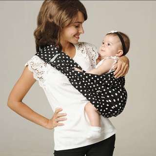 [RESERVED] Pupsik Sling Pouch Baby Carrier
